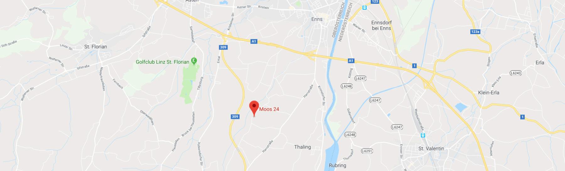 Moos 24 4470 Enns Google Maps